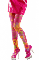 Flower Power Tights - Plus Size